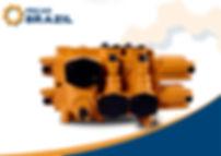 SDLG 956 - Comando Hidráulico, Peças para LiuGong, LonKíng, Deutz, Yto -Peças Brazil