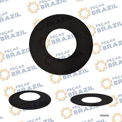 3030900114 / Mola Tipo Prato / PB33896 / Peças Brazil / LG853.03.01.05-007 / 403513 / BS305-40