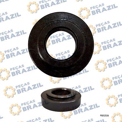 R010015Y / Espaçador Da Mola Da Válvula Admissão YTO / PB32326 / Peças Brazil / SP113845 / SP133958 / SP154170 / W018100541