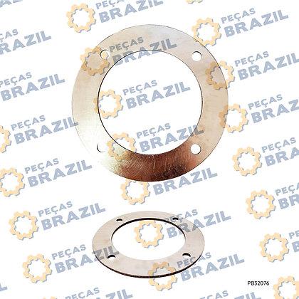 56A0176 / Arruela Engrenagem Lat Cx Satélite LiuGong CLG835 / PB32076 / Peças Brazil