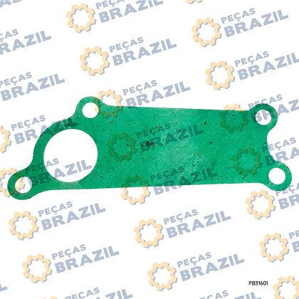 YTR4105G69.510007 / Junta Retorno Da Bomba D'agua YTO Fase I / PB31601 / Peças Brazil / YTR4105G52.510007B / SP113910 / SP154