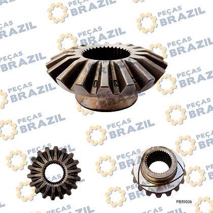 43A0236 / Engrenagem lateral Cx Satélite LiuGong CLG835H / PB35026 / Peças Brazil