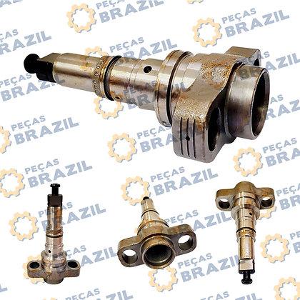 2455565 / Elemento Bomba Injetora Cummins Dongfeng 6CTA8.3-C215 / PB35002 / Peças Brazil / 4990709 / XY120PS43(565)/U4106