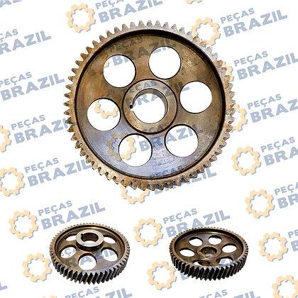 R060003A / Engrenagem Do Comando Motor YTO FaseII  / PB33866 / Peças Brazil