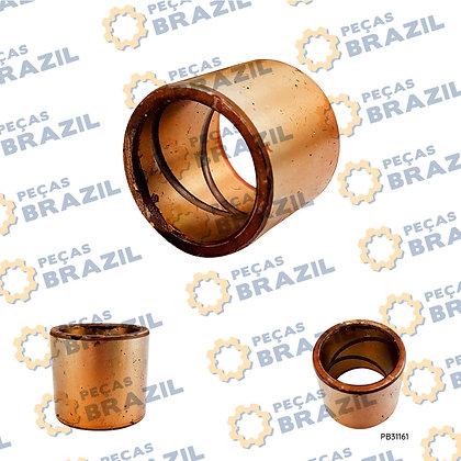 ZL15.10.1-1 / Bucha de Aço LiuGong / PB31161 / Peças Brazil / 16000017 / 55A6465 / 55A0288