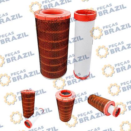 4110003073002 / Conjunto Filtro de Ar SDLG / PB34965