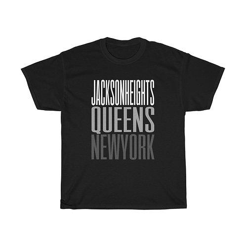 Jackson Heights QNY Heavy Cotton Tee