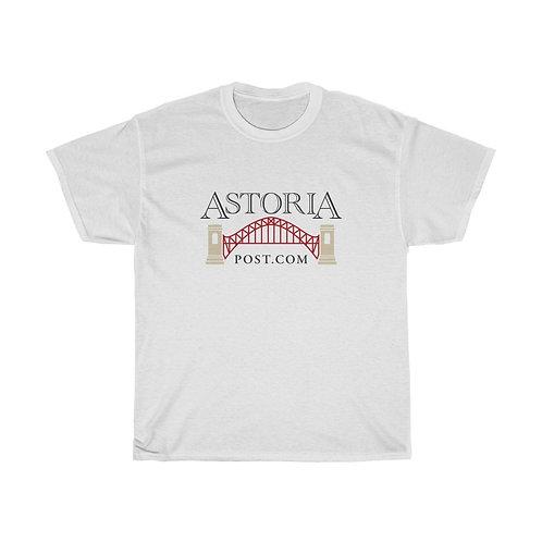Astoria Post Heavy Cotton Tee