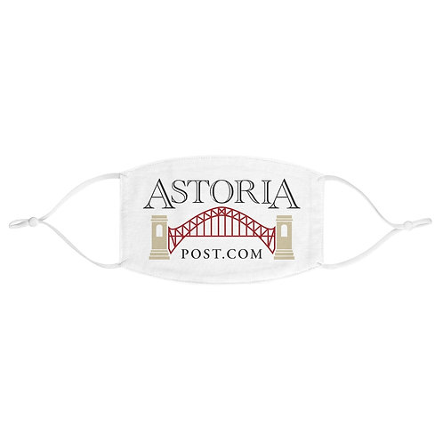 Astoria Post Fabric Face Mask