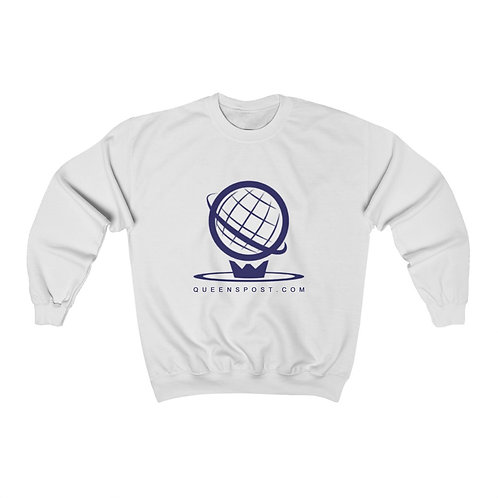 Queens Post Globe Sweatshirt