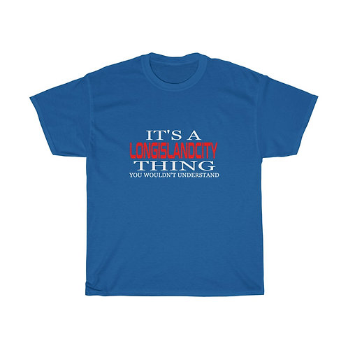 LIC Thing Heavy Cotton Tee