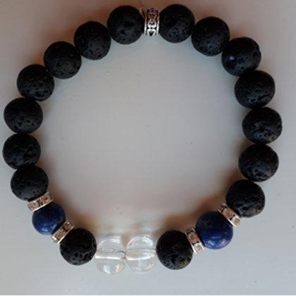 "Bracelet Aromathérapie ""IMMUNITE"""