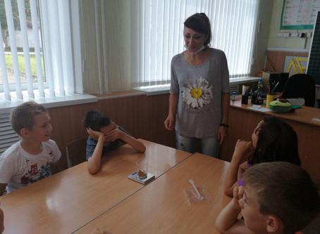 Мастер-класс для школы №31