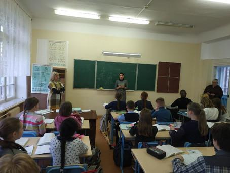 Ученики СОШ №19 в восторге от детского технопарка
