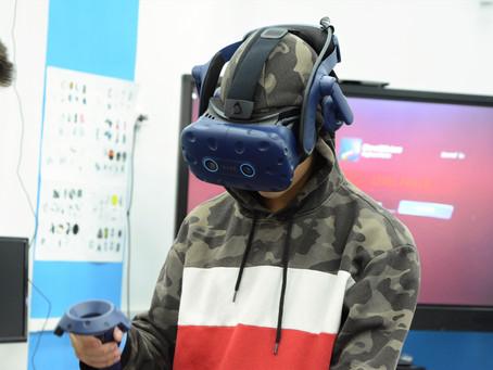 """ДТ """"Кванториум"""" соревнования по  VR"""