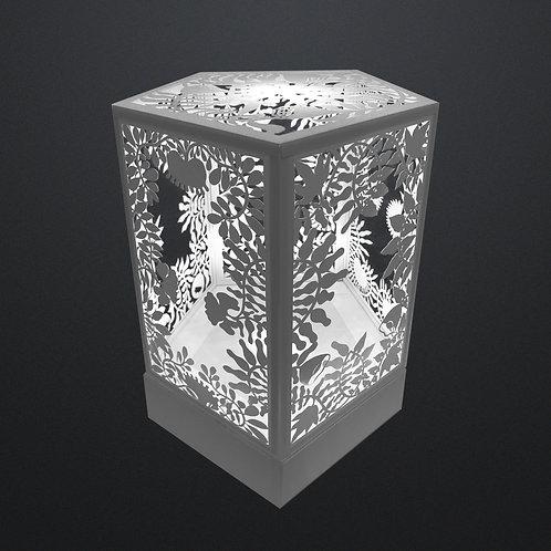 paper cut light
