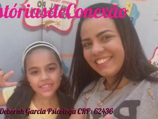 #HistóriasdeConexão - Mamãe Ana Paula e sua filha Mariana