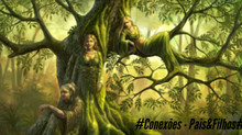 """A árvore como símbolo da  """"Grande mãe"""""""