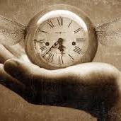 O tempo...
