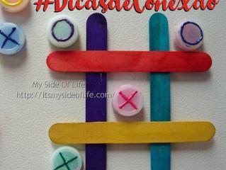 #DicadeConexão- Jogo da velha