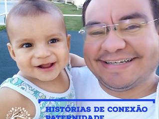 Histórias de Conexão - Paternidade - Alexandre e Gabriel