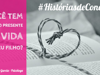#HistóriasdeConexão - professora Mari