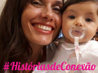 História da Mamãe Milene e sua filha Beatriz