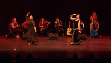 Fusion dance Flamenco and Arabic - Flamenco Borealis