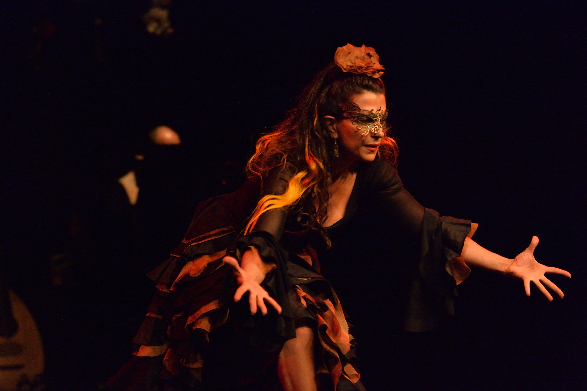 "Flamenco Borealis in the ""Ancient Elements"""