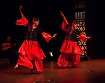 Lamma Bada Arabo Flamenco fusion - Flamenco Borealis