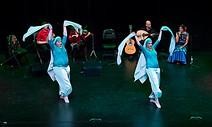 Arabic dancing - Flamenco Borealis