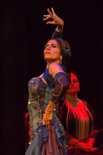 Al Andalusi Lina Kazan - Flamenco Borealis
