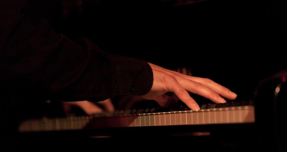 Flamenco Borealis Piano piece