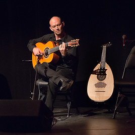 Oud and Flamenco Guitar - Flamenco Borealis