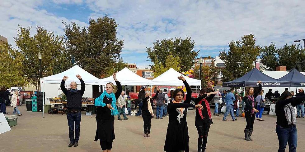 Free Flamenco Flashmob Classes