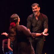 Flamenco on stage Canada - Flamenco Borealis