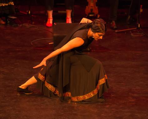 Flamenco dancing Saskatoon - Flamenco Borealis
