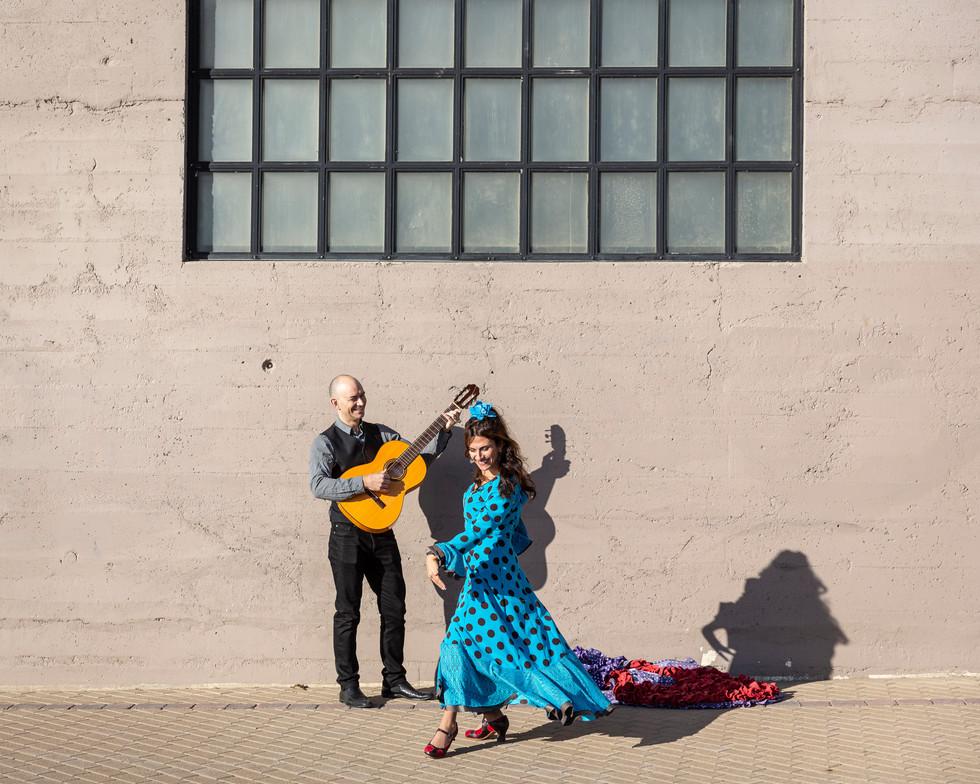 Flamenco Borealis duet