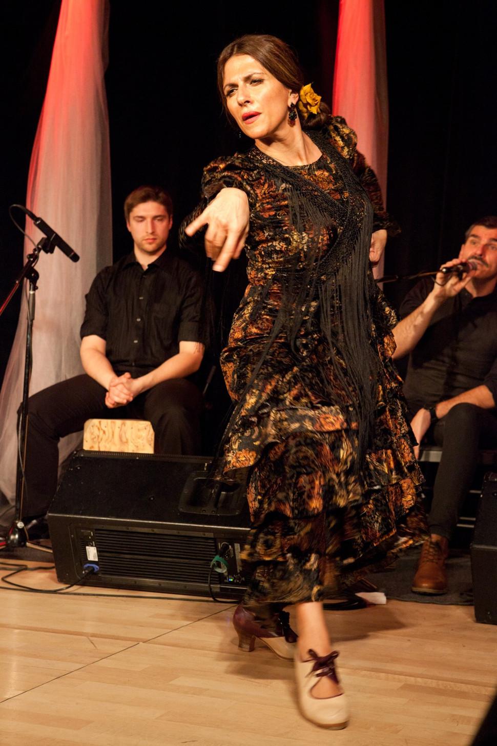 Flamenco Borealis por Taranto