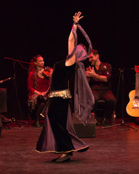 Arabic dancing - Flamenco Borealis