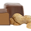 Thumbnail: Milk Chocolate Peanut Butter Caramels - 10 oz.