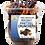 Thumbnail: Dark Chocolate Sea Salt Pretzel Crunchers - 8 oz. Tub