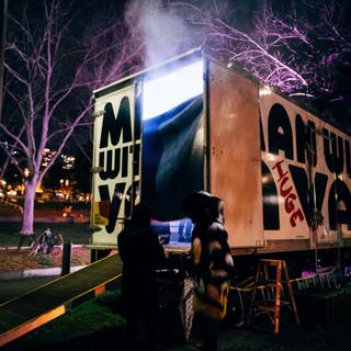 The Artbox Truck - DJ Fancy Feast Event GSPF 2016
