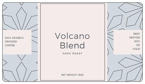 volcano blend