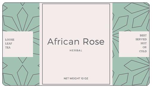 african rose tea
