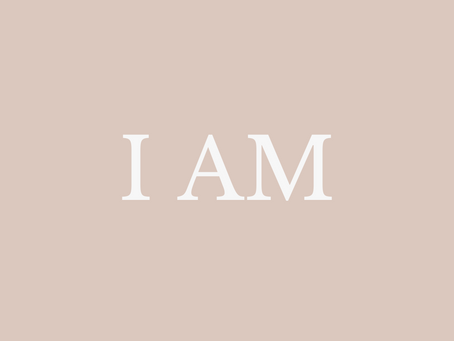 The powerful I AM