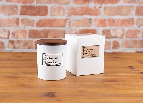 10oz White Harbour Candle
