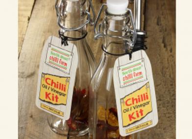 Chilli Oil/Vinegar Kit