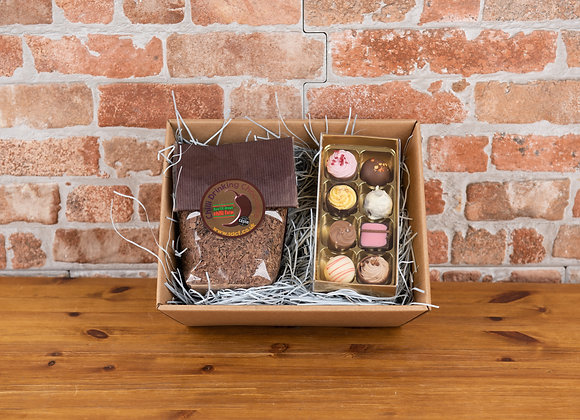 Small Chocolate Lovers' Gift Hamper