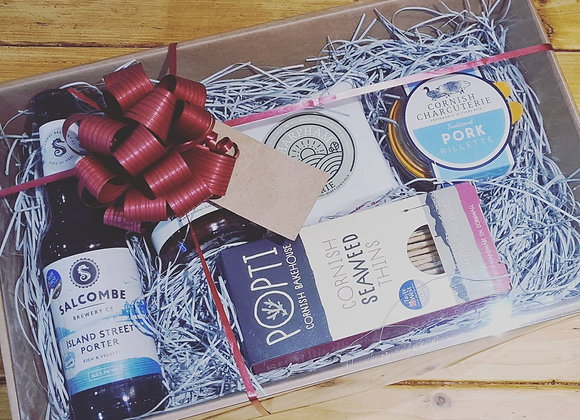 Cheese & Pate Gift Hamper